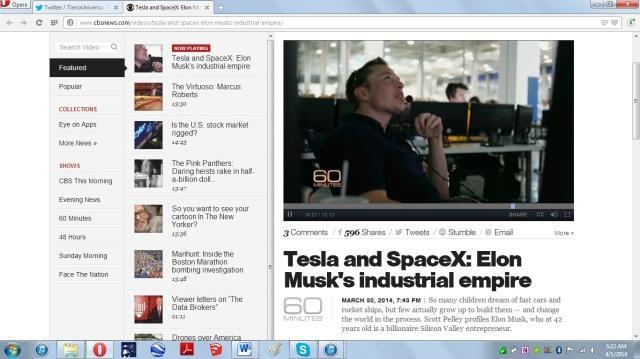 040114 CBS60M Elon MuskS