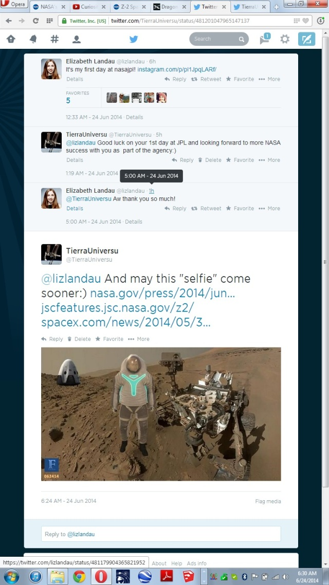 062414 Elizabeth Landau JPL1stdayZ1J